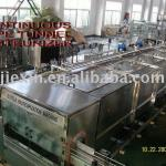Continuous type tunnel pasteurizer-