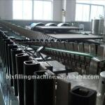 Tilting Sterilizing Conveyor Belt-