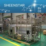 UHT sterilizer/ milk production plant-