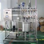 Plate type Pasteurizer-