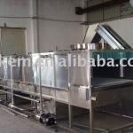 Spray sterilization cooling tunnel equipment-