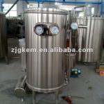 High temperature sterilizer system-