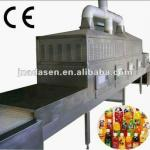 industrial microwave beverage sterilizer-