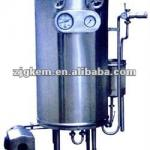 High efficiency ultra temperature instantaneous sterilizer-