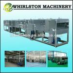 whirlston automatic continuous spraying sterilization machine-