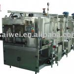 bottle/can spray warming machine/tunnel-