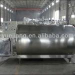 milk chiller and storage tank-