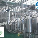 full set milk production line/ complete dairy production line-