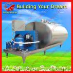 Fresh milk processing machine-
