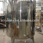 Aseptic Stainless Steel Water Storgae Tank For Pure Water or Juice-