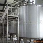 Stainless steel tank vessel-