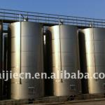 Stainless steel material Large sized storage tank-