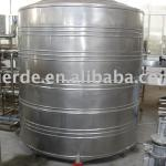 stainless steel storage tank-