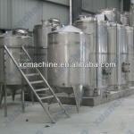 SS304/SS316 Stainless steel olive oil storage Tanks-