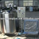 vertical milk cooling tank small scale milk cooling tank with refrigeriation system-