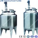 Stainless steel agitated tank-