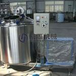 500L Stainless steel Milk Cooling Tank(CE certificate)-