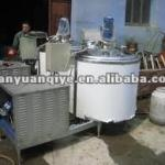300L Vertical Milk Cooling tank / small scale milk cooling tank-