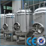 Glycol Cooling Jacketed Serving Beer Tank-