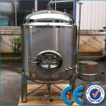 Double jacketed Cooling Beer Brite Tank-
