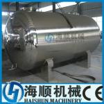 Stainless steel Horizontal Storag tanks