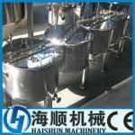 Stainless steel Small Water storage tank CE certificate