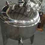 Stainless steel ethanol distiller with manhole,sight glass,discharge valve-