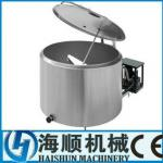 Small Sanitary Open Lid Milk cooling tank(CE)-