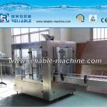 (washer+filler+capper) 3 in 1 automatic mineral water drinking line PLC control CGF series-