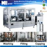 Bottle Washer Filler and Capper Machine-