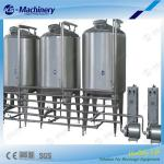 Automatic Beverage Filling Machine Cleaning System-