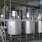 Clean-in-Place (CIP) for beverage production line-