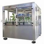 Automatic glass bottle washing processing machine-