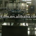 Automatic plastic bottle washing machinery-