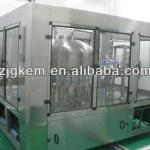 washer filler and seamer 3-in-1 Machine with automatic filling production line for pure water-