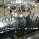 Plastic automatic bottle cleaner machine-