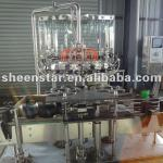 New glass bottle cleaning machine-