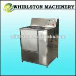 automatic stainless steel barrel washing and cap pulling equipment-