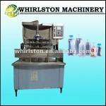 whirlston stainless steel automatic PET bottle crushing and washing machine-
