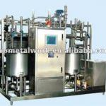 sterilization pipe type uht pasteurizer