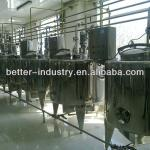 Milk Production Machinery Hot Sale-