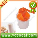 New Yellow Plastic healthy Soya Milk Grinder Machine-