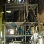 Malt-dextrin spray dryer-