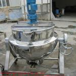 Steam/Electric/Gas Heatng Jacketed Kettle