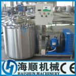 sanitary stainless steel milk cooling and storange tank(CE certificate)-