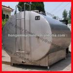 stainless steel milk storage tank/bulk milk tank/milk transport tank-