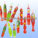 beverage drink tube for liquid ice pop (fruit shape hot sale)-