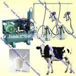 Stainless steel cows milker machine/milking machine for cow