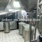 Mixing Milk Processing Line