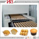 Fully Automatic Custard Cake Production Line-